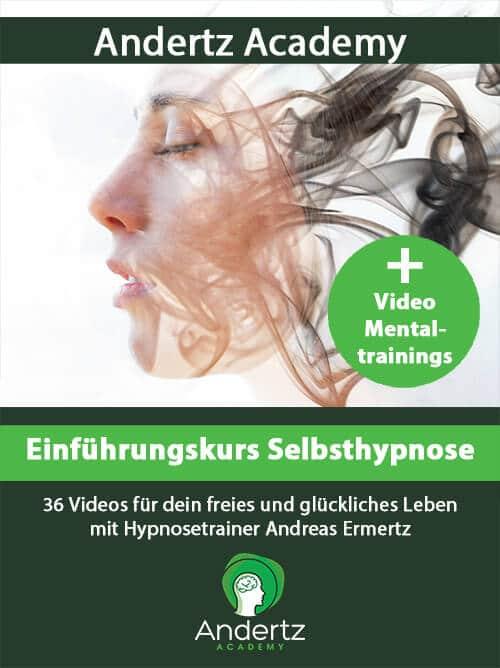 Einführungskurs Selbsthypnose Verkaufsbild