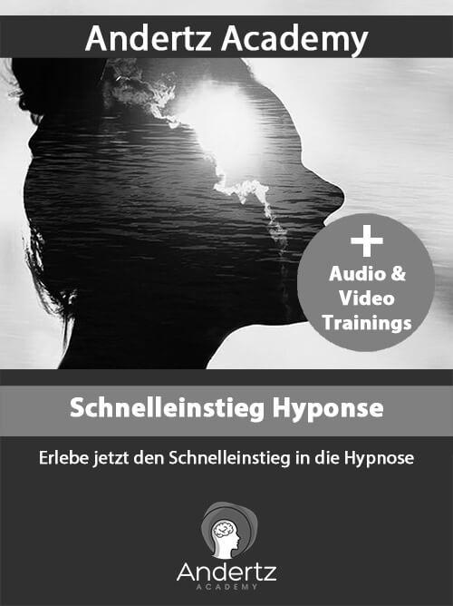 Produktbild Schnelleinstieg Hypnose grau